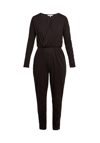 Odette Jumpsuit Black
