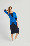 People Tree Rae cardigan navy