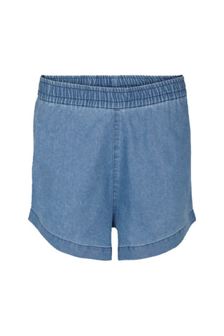 Sina shorts washed down denim look