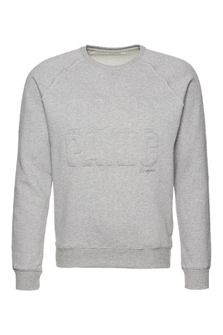 Soft sweat DON'T PANIC male grey