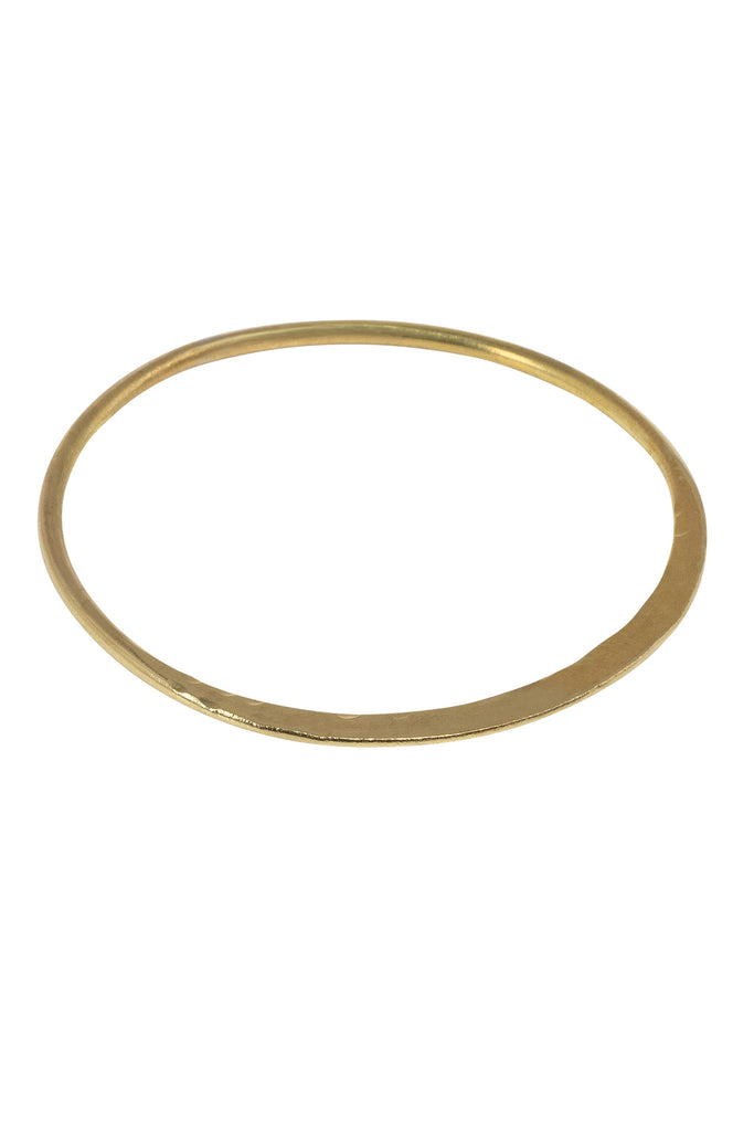 People Tree Sophie bangle brass