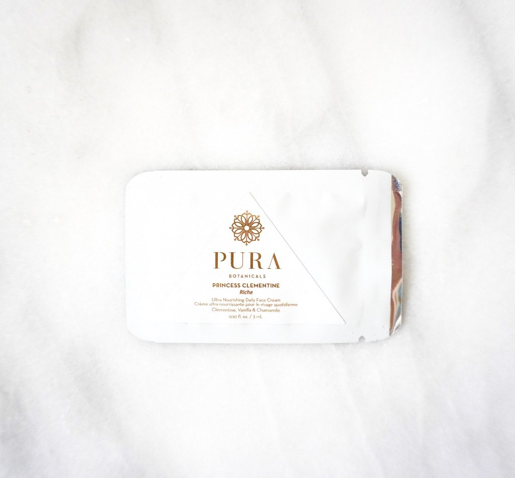Sample Size - Princess Clementine Riche - Ultra-Nourishing Daily Face Cream