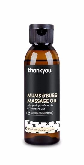 Mums & Bubs Massage Oil