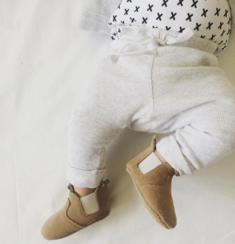 Baby Booties - Burch Boot