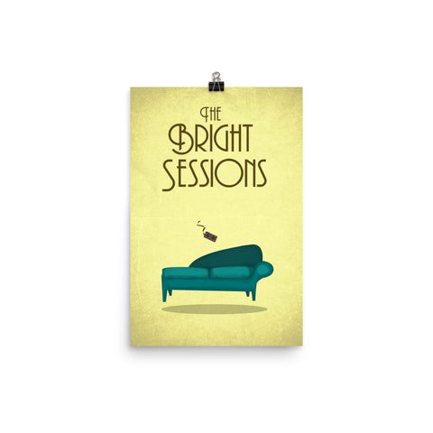 The Bright Sessions Floating Couch Poster 12x18