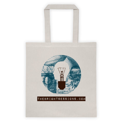 The Bright Sessions Lightbulb Tote
