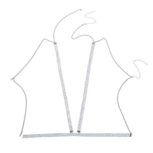 Tally UP Body Chain Harness