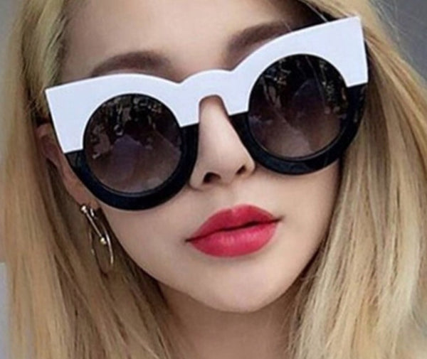 Loulou Oversized Cat Eye Sunglasses