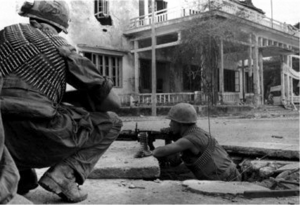 7th Cav - Battle of Hue