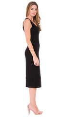 Lara Solid Reversible Dress