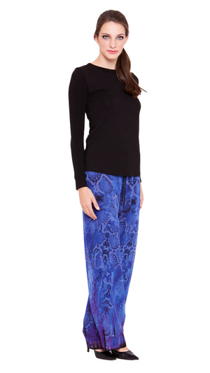 Paula Wide Leg Trousers