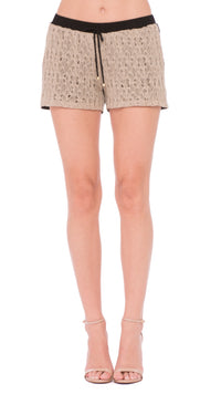Z Lorena Sweater Shorts