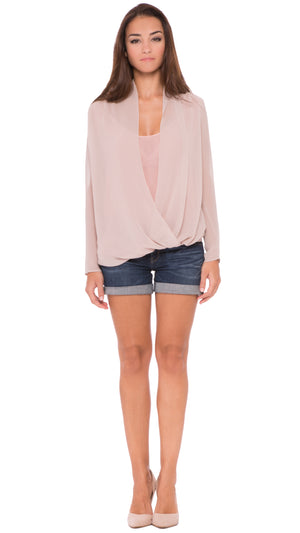 Z Claudia Wrap Blouse