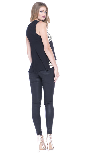 Lara Sleeveless Top