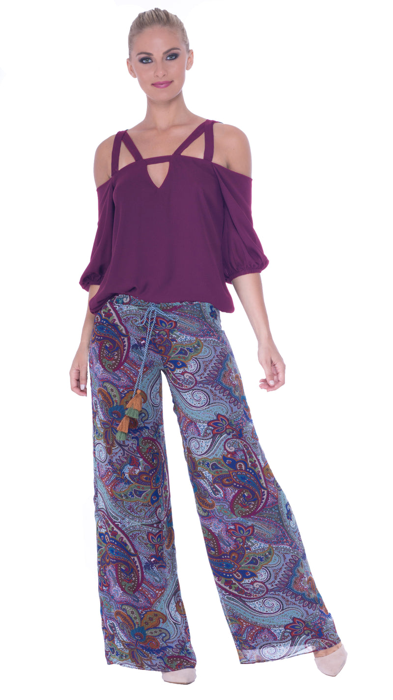 Karina Wide Leg Pants
