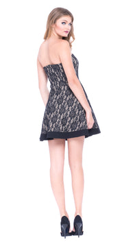 Madeline Strapless Dress