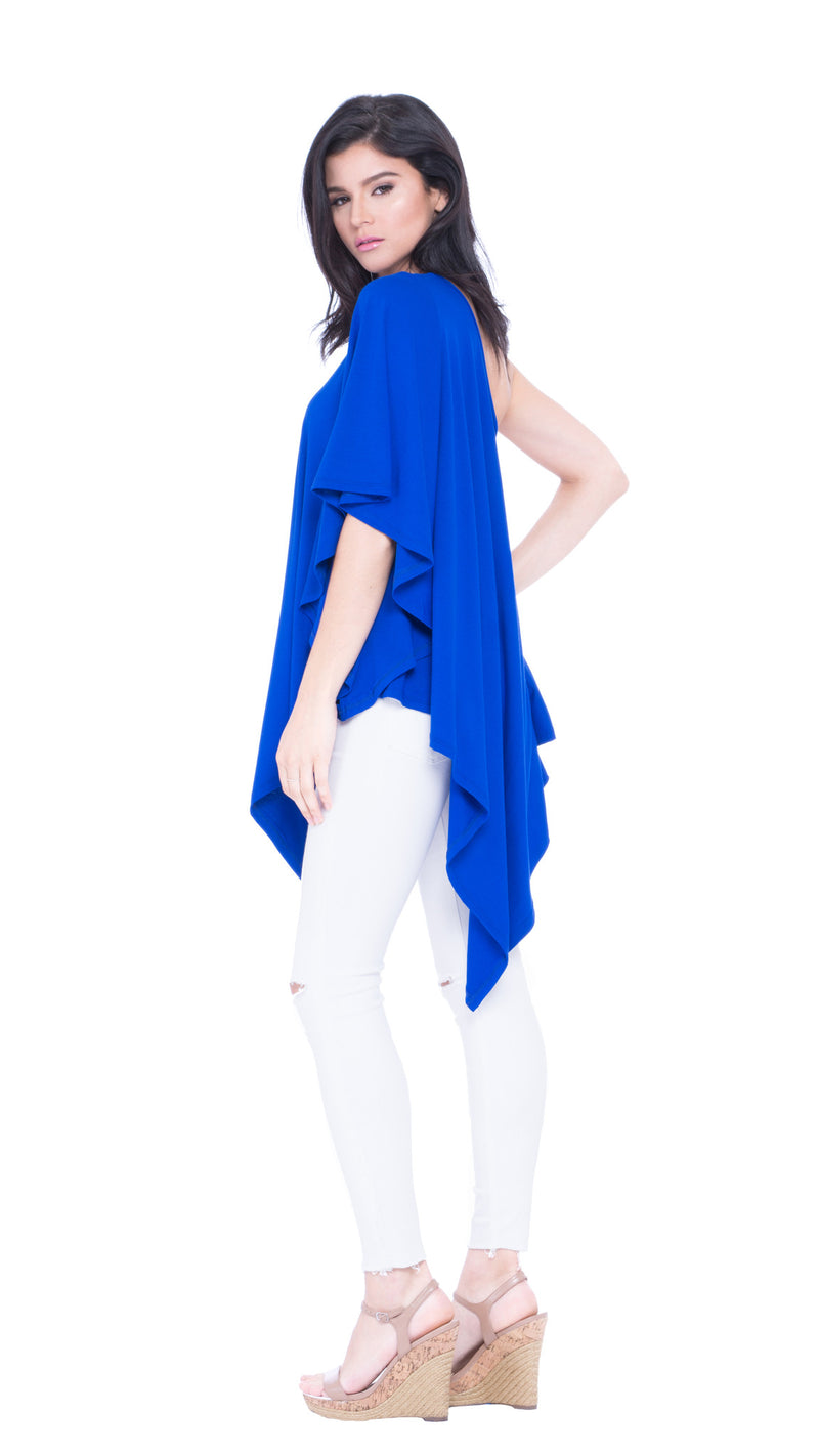 Naomi One Shoulder Tunic