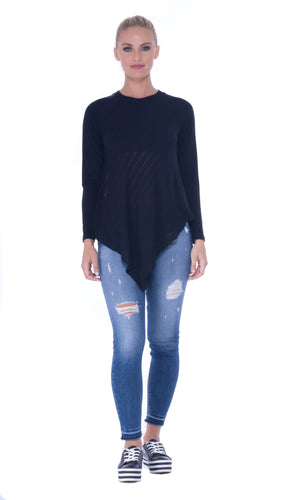 Giorgina Asymmetrical Top