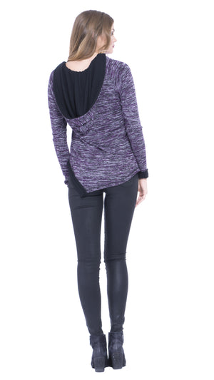 Norma Hooded Sweater
