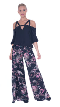 Katherin Layered Pants