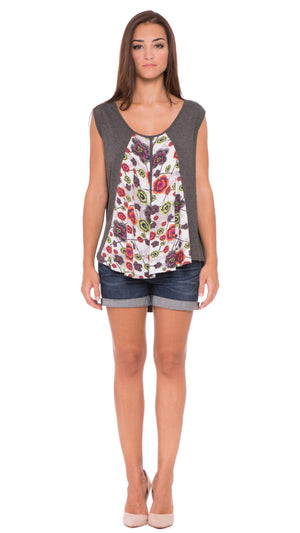 Camila Floral Blouse
