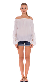 Magda Off Shoulder Top