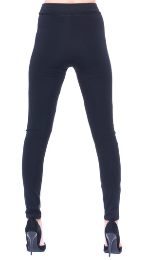 Rachelle Pleather Leggings