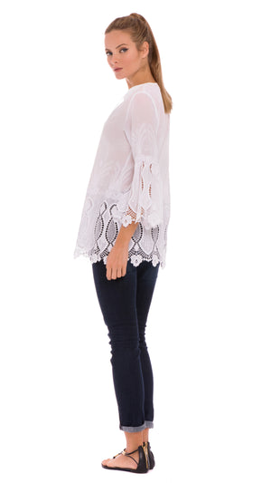 Magda Tunic Top