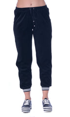 Whitney Velour Joggers