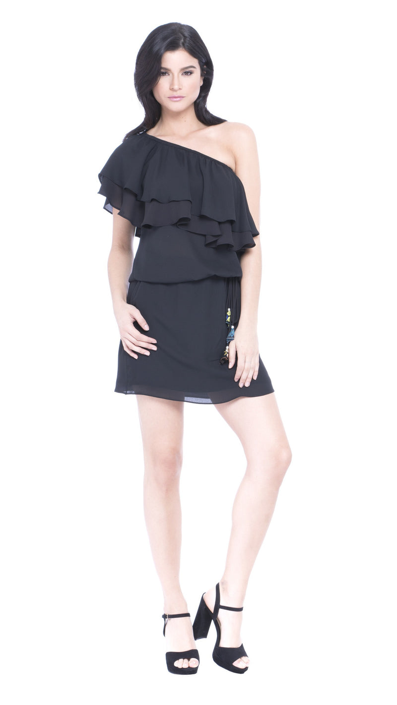 Julliette One Shoulder Dress