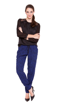 Samantha High Waist Trousers