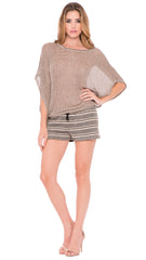 Andrea Sweater Shorts