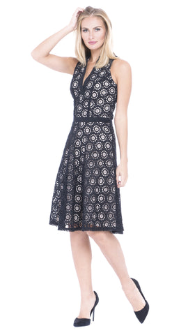Baylie Eyelet Dress