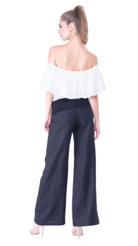 Magdalena Pleated Pant