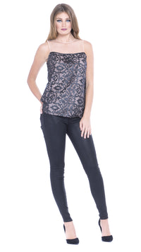 Brie Sleeveless Top