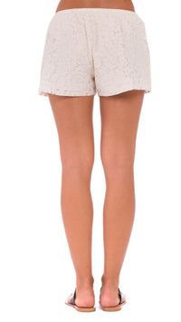 Z Anthonia Lace Short