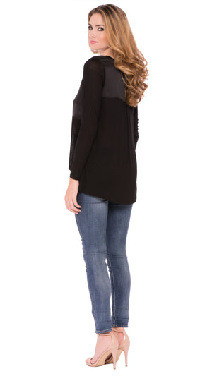Z Paola Pull Over Top