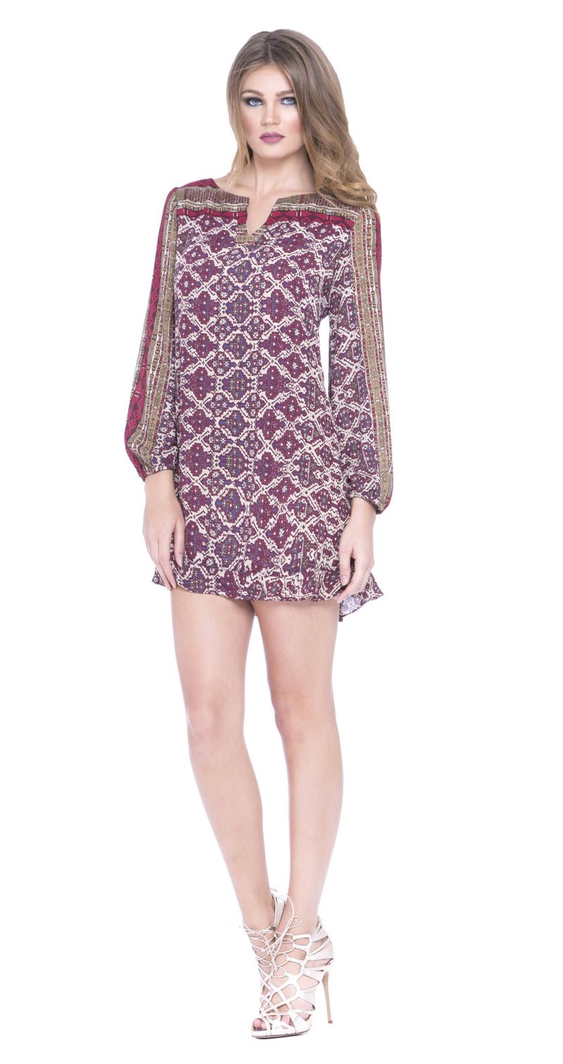 Daliah Long Sleeve Dress