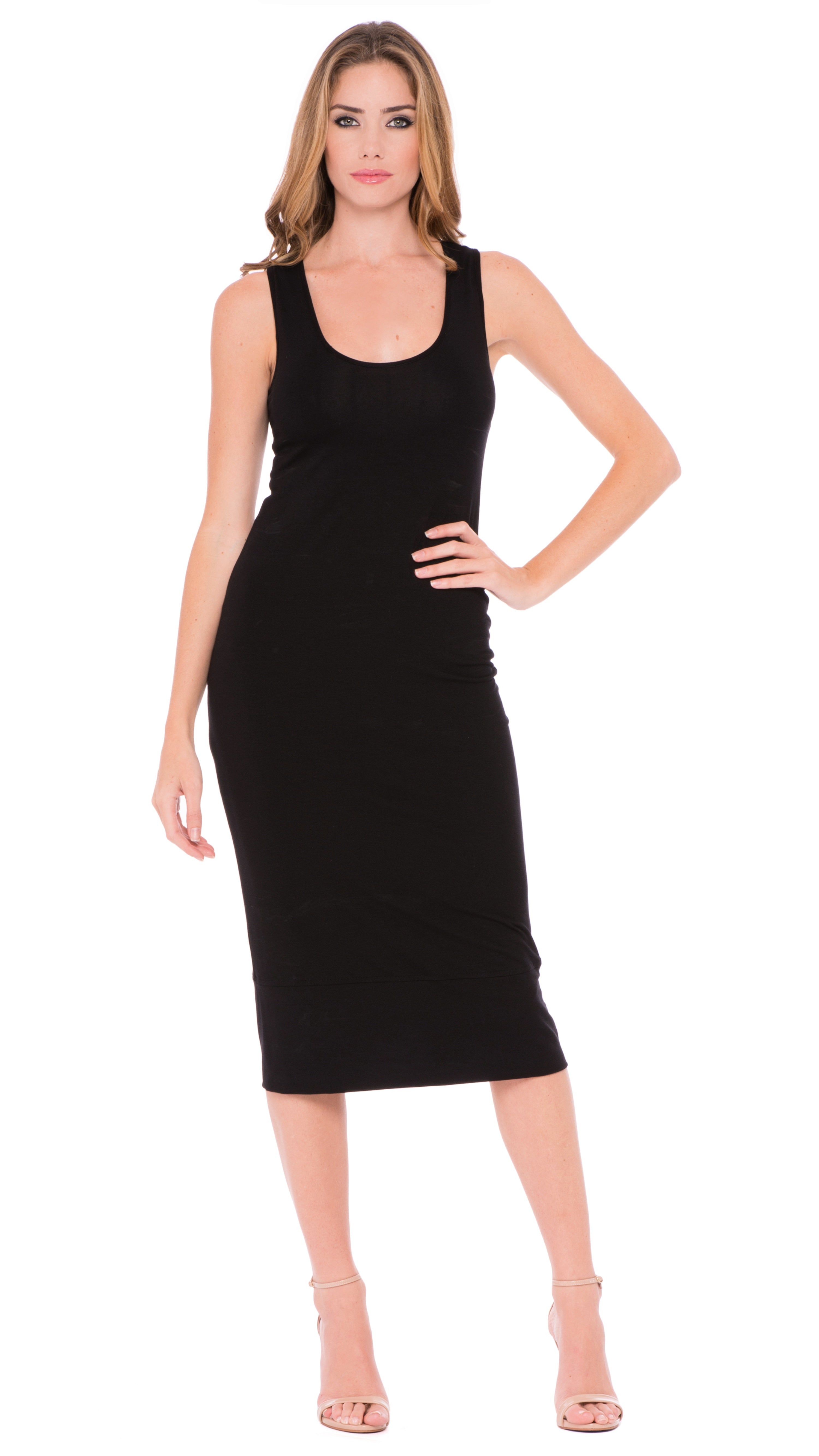 Lara Body-Con Reversible Dress