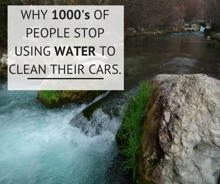 4 Eco-Friendly Ways to Get Your Cars Clean