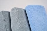 (3 Pack) Gray Pro X Microfibre Cloth