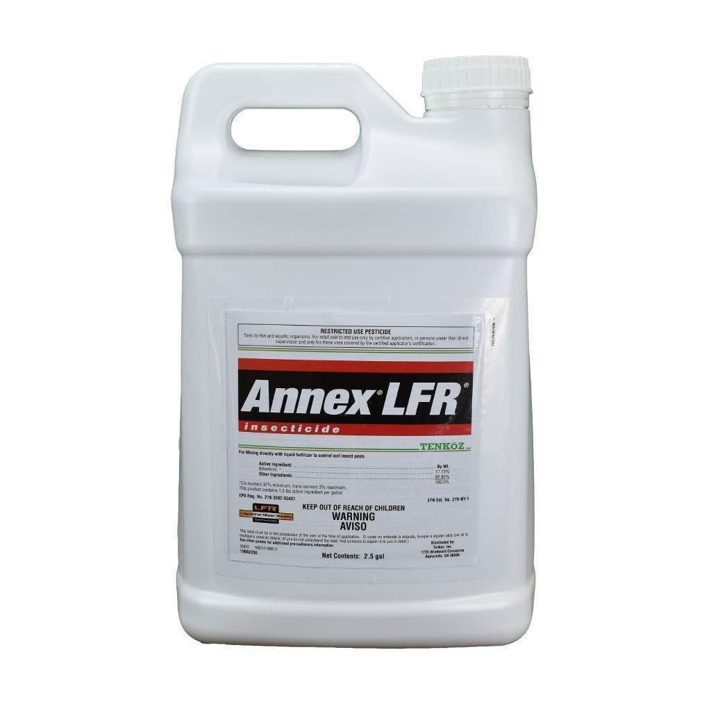 TENKOZ ANNEX LFR INSECT 2.5 GALLON, Feeders Grain and Supply Inc.