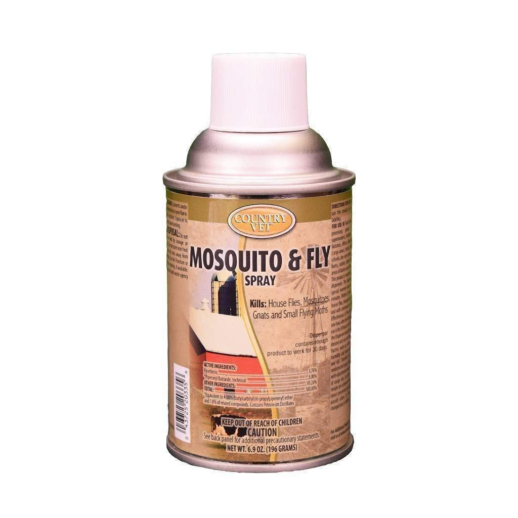 ZepInc COUNTRY VET MOSQUITO & FLY SPRAY, Feeders Grain and Supply Inc.