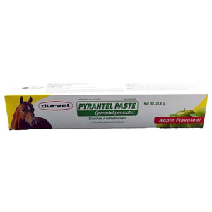 DURVET DURVET PYRANTEL EQUINE DEWORMER PASTE, Feeders Grain and Supply Inc.