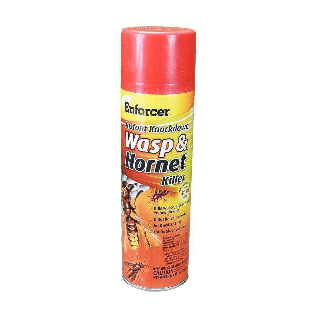 ZepInc ENFORCER WASP & HORNET KILLER, Feeders Grain and Supply Inc.