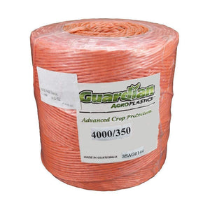 GUARDIAN AGROPLASTICS Guardian Poly Twine 4,000 Feet 350 Pound, Feeders Grain and Supply Inc.