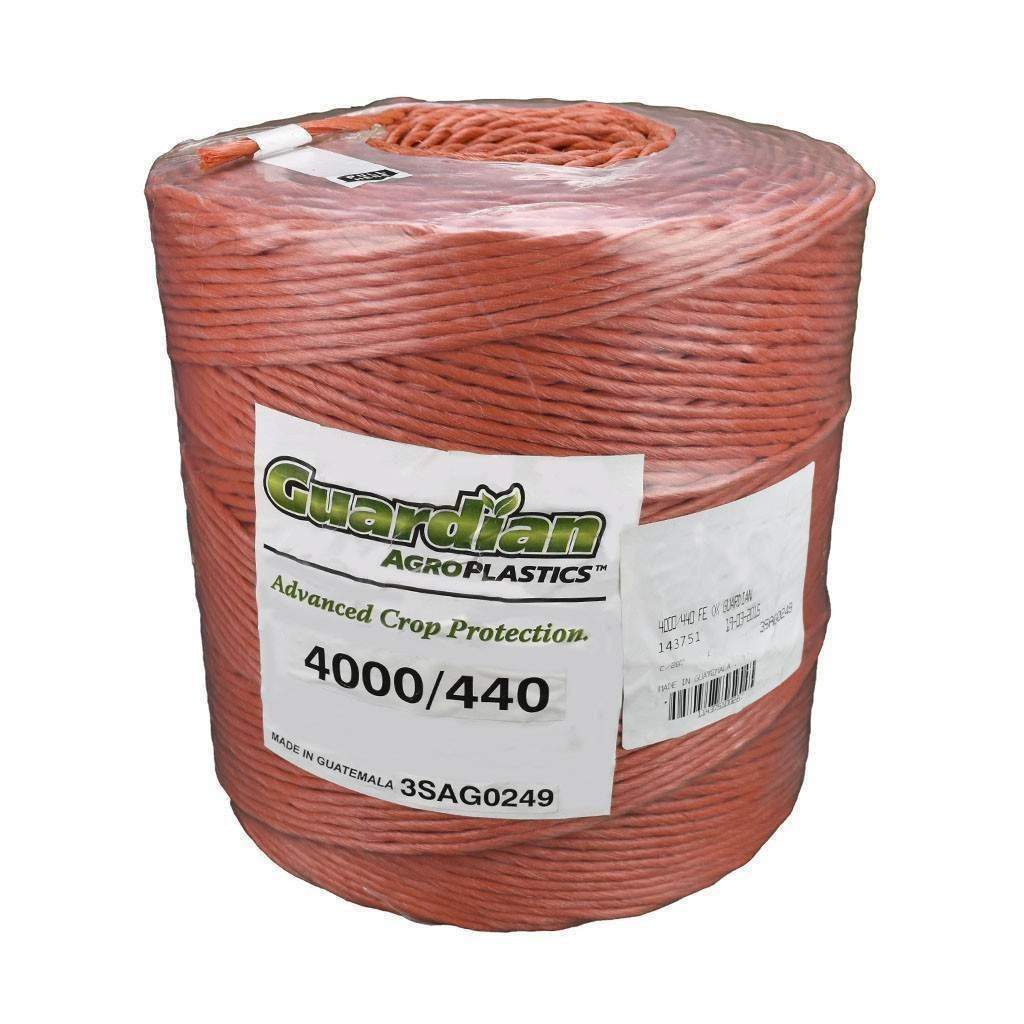 GUARDIAN AGROPLASTICS Guardian Poly Twine 4,000 Feet 440 Pound, Feeders Grain and Supply Inc.