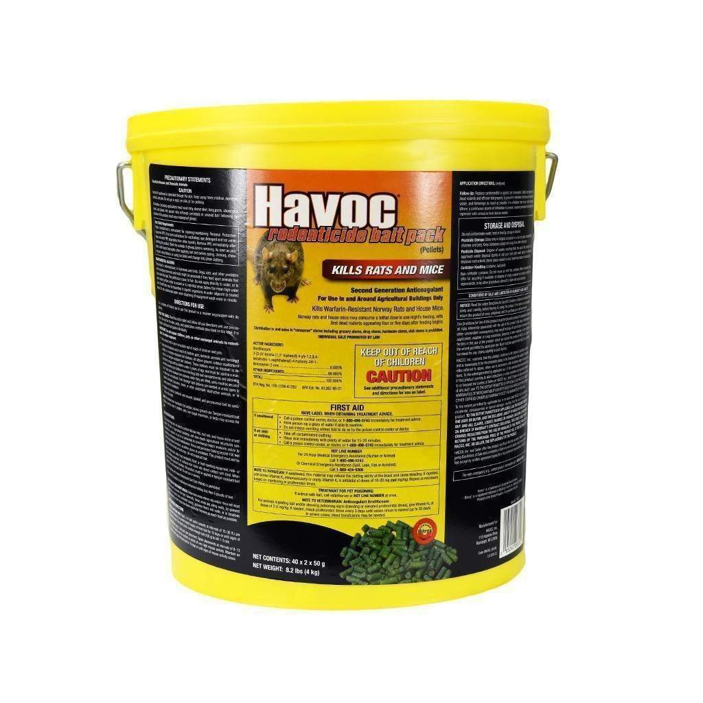 NEOGEN HAVOC PLACE PACKS, Feeders Grain and Supply Inc.