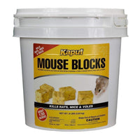 SCIMETRICS LTD. KAPUT MOUSE BLOCKS, Feeders Grain and Supply Inc.