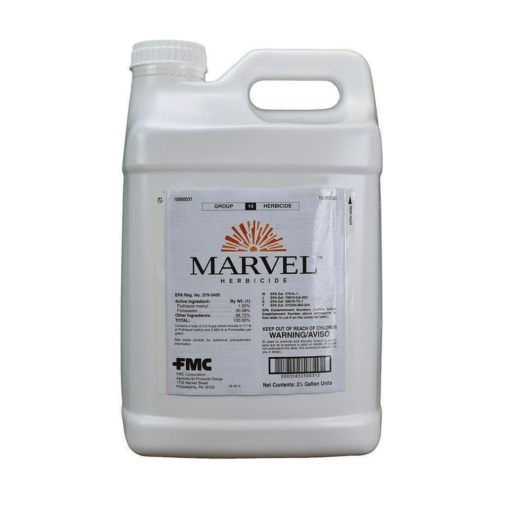 FMC CORPORATION Marvel Herbicide, Feeders Grain and Supply Inc.